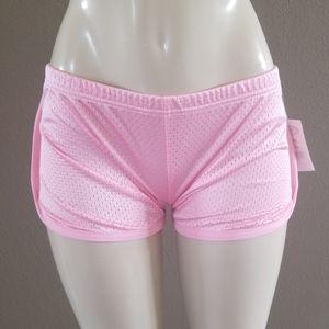 Mesh Shorts - Soccer Shorts PINK